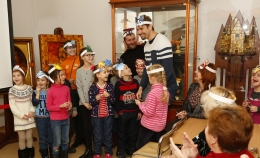 """Programme for parents and their children """"Snow F..."""