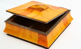 "Virtual exhibition ""A Casket by Hermann Brachert..."