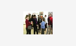 В Музее янтаря состоялась творческая встреча Там...