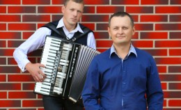 """With Accordion around the World"""