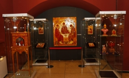 Exhibition of Alexander Krylov's works hasbeen...