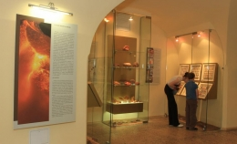 The Night of Arts in the Amber Museum