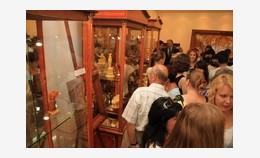 Masterpieces from the famous Amber House gallery...