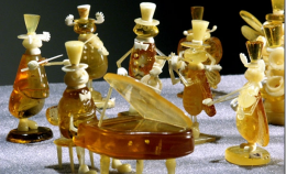 Concerts in the Amber Museum