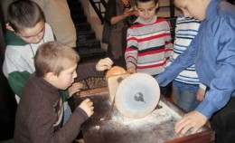 С 1 января в музее работает интерактивная экспоз...