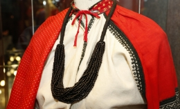 Exhibition of Russoan costumes