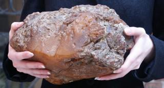 Шорт-лист имен для самого большого янтаря в России