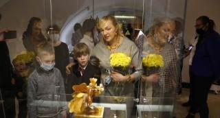 Открытие выставки «Связь поколений»