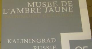 Kaliningrad Amber Museum, initiator and curator...