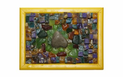 Kushin R.O. Mosaic picture