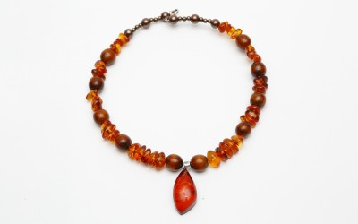 """Gulaia S.A. Necklace with pendant """"Nocturne"""""""