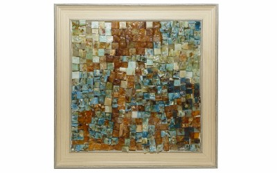 """Vasiliev D.A. Mosaic picture """"Tree"""""""