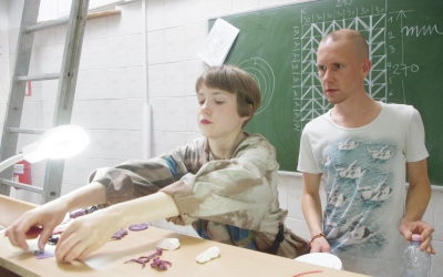 Workshop by AnnaPavlova and Alexander Olkhovskiy – founders of the Mineral Weather Studio, Moscow