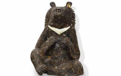 """Sumerkin A.A. """"Himalayan bear"""""""
