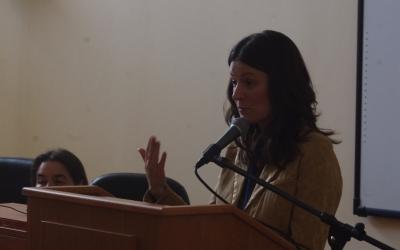 Speech of the president oftheInternational Accosiation ofAmber Masters inGdansk– Dr.AnnaSobecka