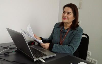 The Leading Research Associate oftheKaliningrad Regional Amber Museum ZoyaKostyashova