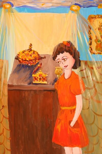 """Safrutina Varvara """"In the Amber Museum"""""""