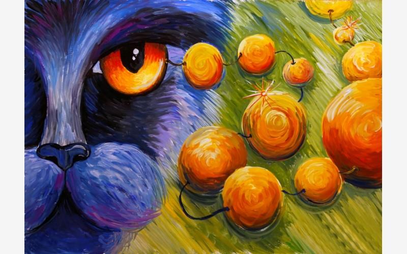"Veretelnikova Margarita ""Tales from an amber cat"""