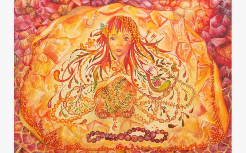 "Stelmachinok Veronika ""The Lagend of Jurate"""