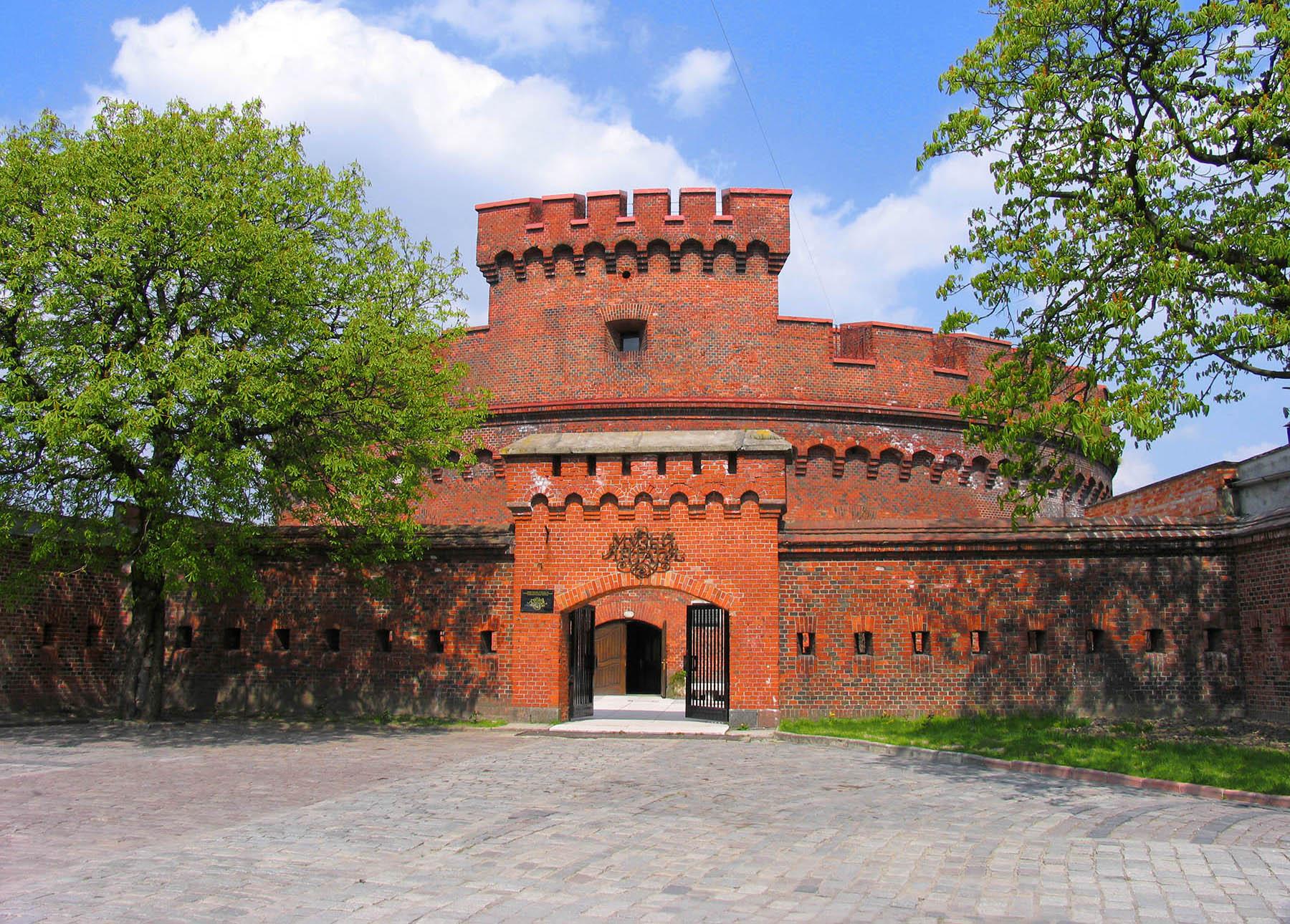 Kaliningrad, Amber Museum: description, history, expositions and reviews 10