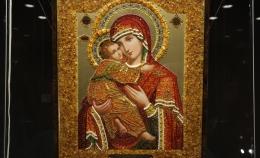 Выставка из Свято-Елисаветинского монастыря