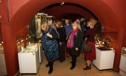 Открытие выставки «Бал королевы Эгле»