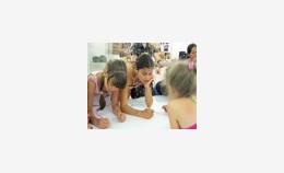 В Музее продолжает работу детская творческая мас...