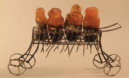 Цикл выставок «Экспонатмесяца»