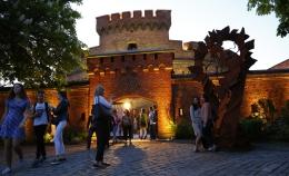 Музейная ночь в Музее янтаря