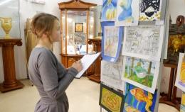 Открытие выставки «Магия янтаря»