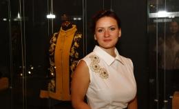 Открытие выставки «Подиум»