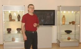 Персональная выставка Витали Папста «Магия враще...