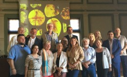 Заседание Всемирного совета по янтарю в Гданьске