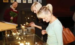 Открытие выставки «РусскаяПрибалтика»