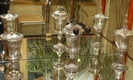 Открытие выставки «Золото и серебро для короля»