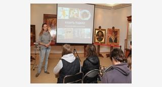 В Музее состоялась первая в этом учебном году «С...