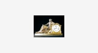 На выставке «Бессменные свидетели времени» в Муз...
