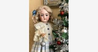 Выставка «Рождество для куклы»