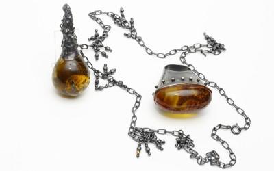 Дробышева Т.А. Перстень и шейное украшение «Новеллы старого Кёнигсберга»