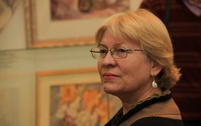 Директор Музея янтаря Татьяна Суворова