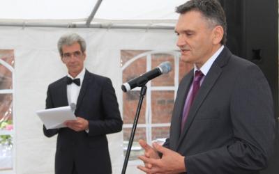 Консул Генерального консульства     Республики Польша в Калининграде     Роберт Хондзыньски