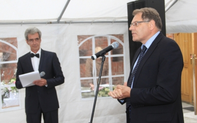Атташе по культуре Генерального консульства     Литвы в Калининграде     Романас Сенапедис