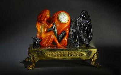 Журавлев А.А., Россия Часы «День и ночь», 2006