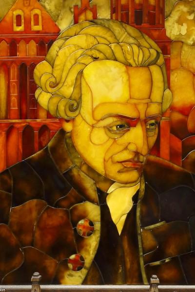 Журавлев А.А, Россия Портрет Иммануила Канта, 2005